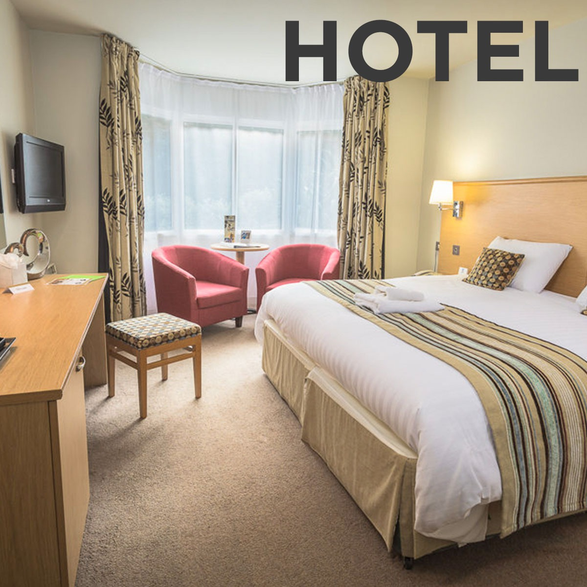 The Dartmouth Hotel rooms